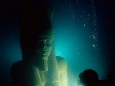 Heracleion, città sottomarina